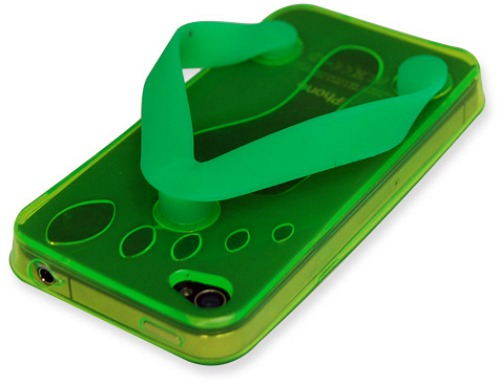 iPhone 4 flip flops-fodral
