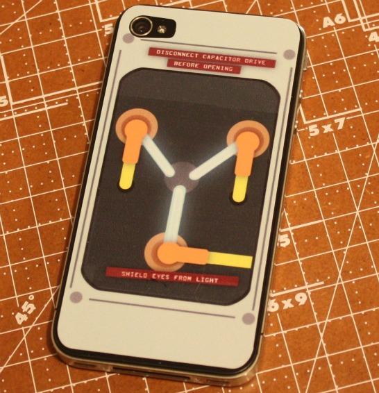 iPhone fluxkondensator