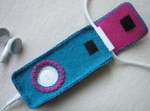 iPod Shuffle filtfodral
