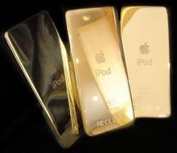 iPod Guld