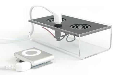 iPod-högtalare
