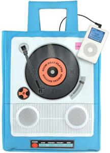 MP3-väska