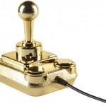 Denna joystick är guld
