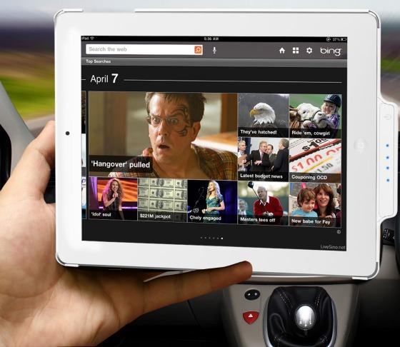 iPad-skal