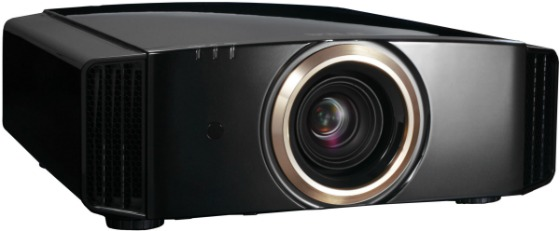JVC-projektor