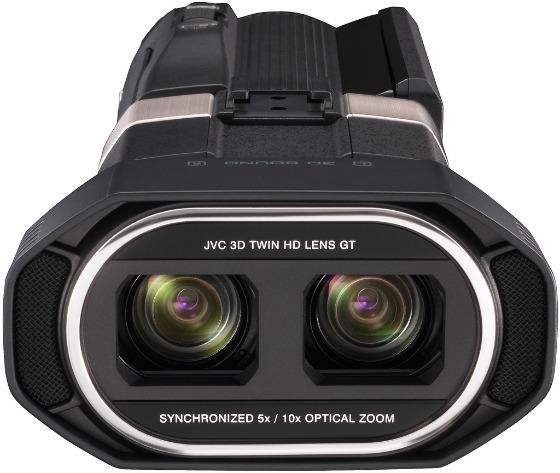JVC 3D videokamera GS-TD1