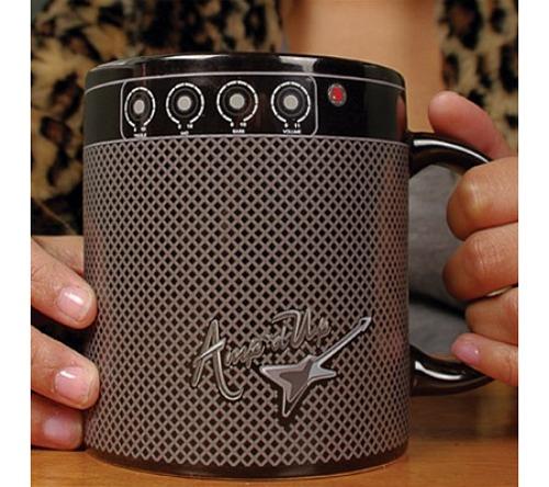 Kaffemugg för gitarrister