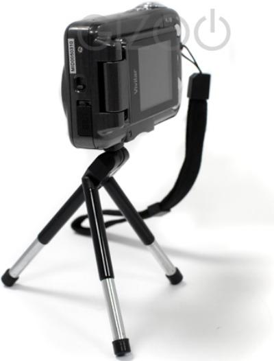 Kamerastativ på nyckelring