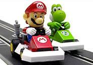 Mario Kart bilbana