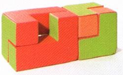 Tetris barnmöbler