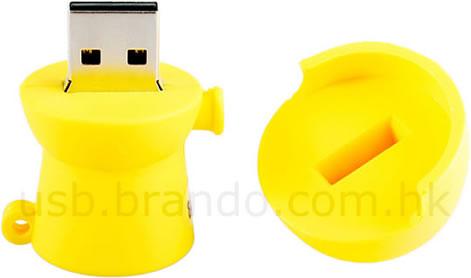 Pussvänligt USB-minne