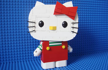 Hello Kitty Lego