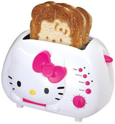 Hello Kitty brödrost