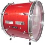 PC-case för trummisar