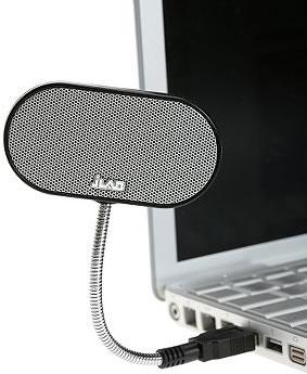 Stilig USB-högtalare