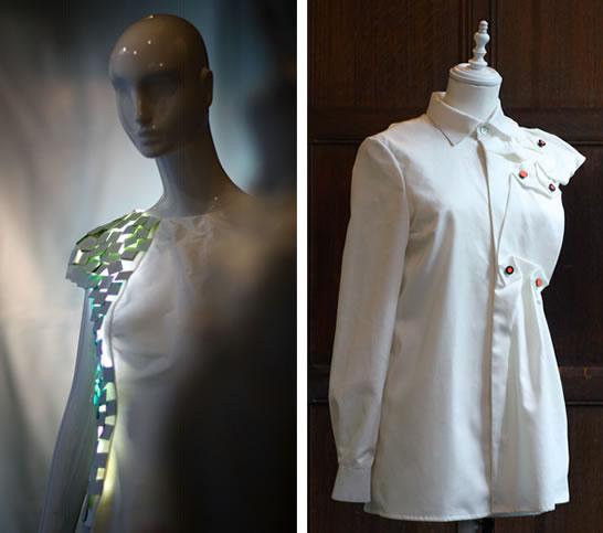 Mode och design möter ny teknik