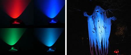Exempel för LED-glödlampa
