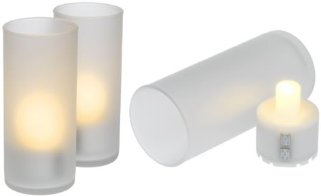 Philips Aurelle Candles
