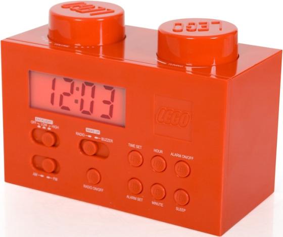 LEGO klockradio