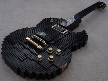 LEGO-gitarr