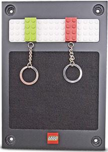 Lego nyckelhållare