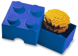 Lego lunchlåda