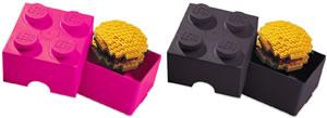 Lego lunchlådor