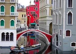Venedig i Lego