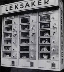 Leksaksautomat