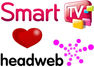 Headweb i LG Smart TV