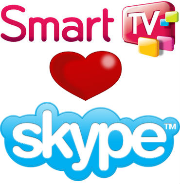 LG Smart TV och Skype