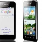 LG Optimus Black – smartphone med värstingskärm