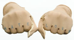 Love & Hate Gloves