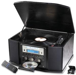 Vinyl till CD