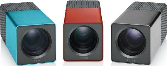 Lytro-kameror