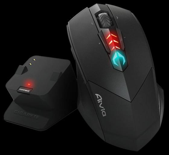 Gigabyte Aivia M8600 mus för gamers