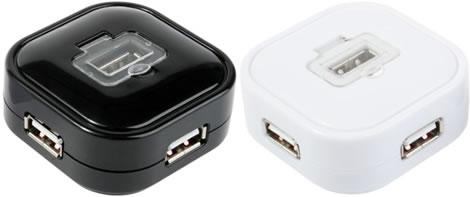 Magnetisk USB-hub