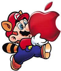 Mario Apple