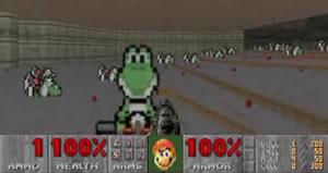 Super Doom Mario