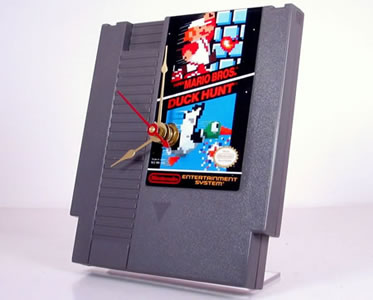 Nintendo-klocka