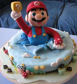 Mario-tårta