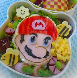 Mario-lunch