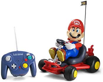 Radiostyrd Mario Kart