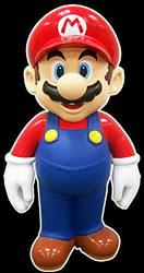 Mario-staty