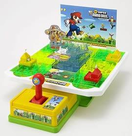 Super Mario Bros Crystal Maze
