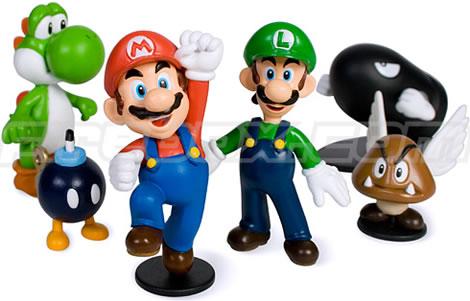 Mario samlarfigurer