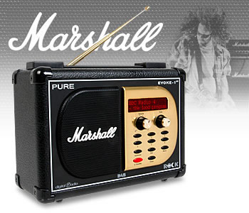 Marshall DAB-radio