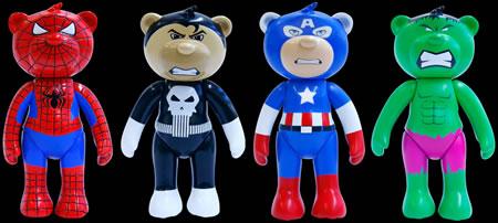 Marvelfigurer