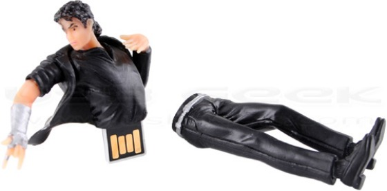 Michael Jackson USB-minne