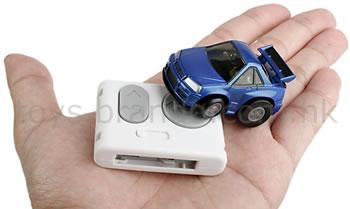 Hellre en radiostyrd bil i handen...